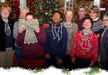 Woongroep Huizer-maatjes wenst u fijne Kerstdagen en een Gelukkig Nieuwjaar!
