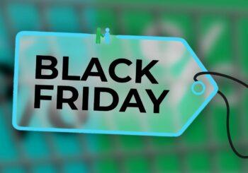Vrijdag is het weer zover, Black Friday!